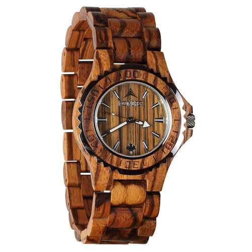 Taiga Zebra - Konifer Watch