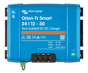 Victron Energy Orion-Tr Smart 24/12-30A (360W) Non-isolated DC-DC charger