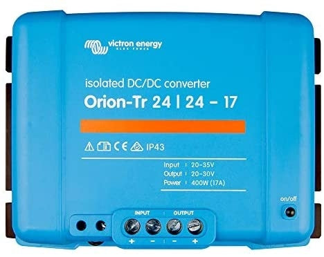Orion-Tr 24/24-17A (400W) Isolated_top