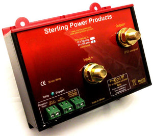 Sterling power ProConnect- IF - Ignition Feed Relay (24V, 150 Amp)