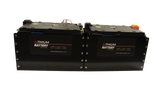Lithium Battery Solution | 2X LBS 271 (LiFePO4) | Commercial Industrial battery Lithium-ion | with External BMS