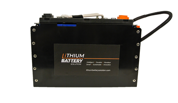 Lithium Battery Solution | 1X LBS 271 (LiFePO4) | Commercial Industrial battery Lithium-ion | with External BMS