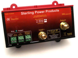 Sterling power ProConnect- IF - Ignition Feed Relay (12V, 160 Amp)