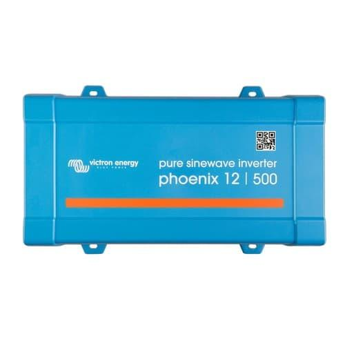Victron Energy Phoenix Inverter 12/500 230V VE.Direct IEC | PIN121501100