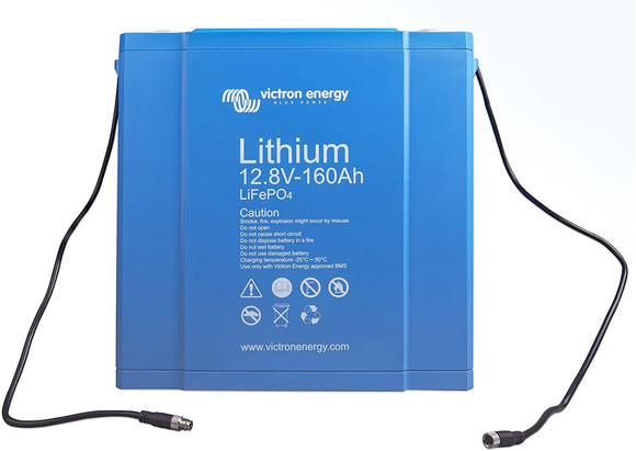Victron Energy LiFePO4 Battery 12,8V/160Ah Smart