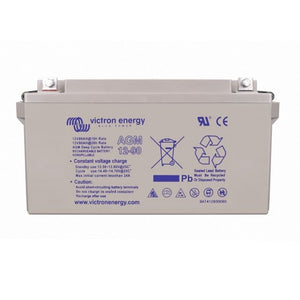 Victron energy 12V/240Ah AGM Deep Cycle Batt. (M8)