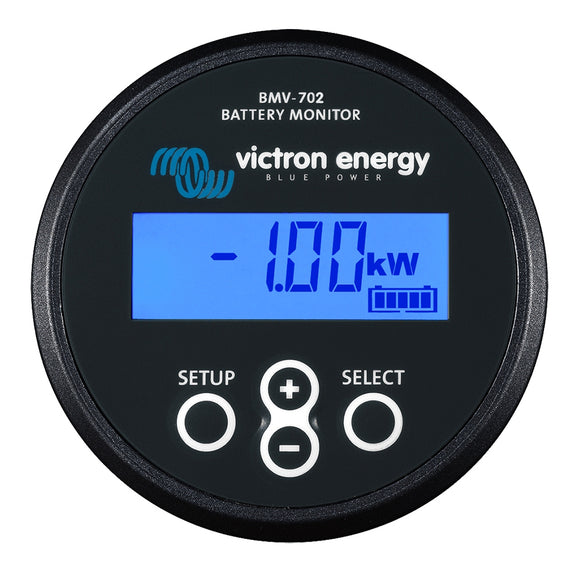 Victron energy Battery Monitor BMV-712 Black Smart