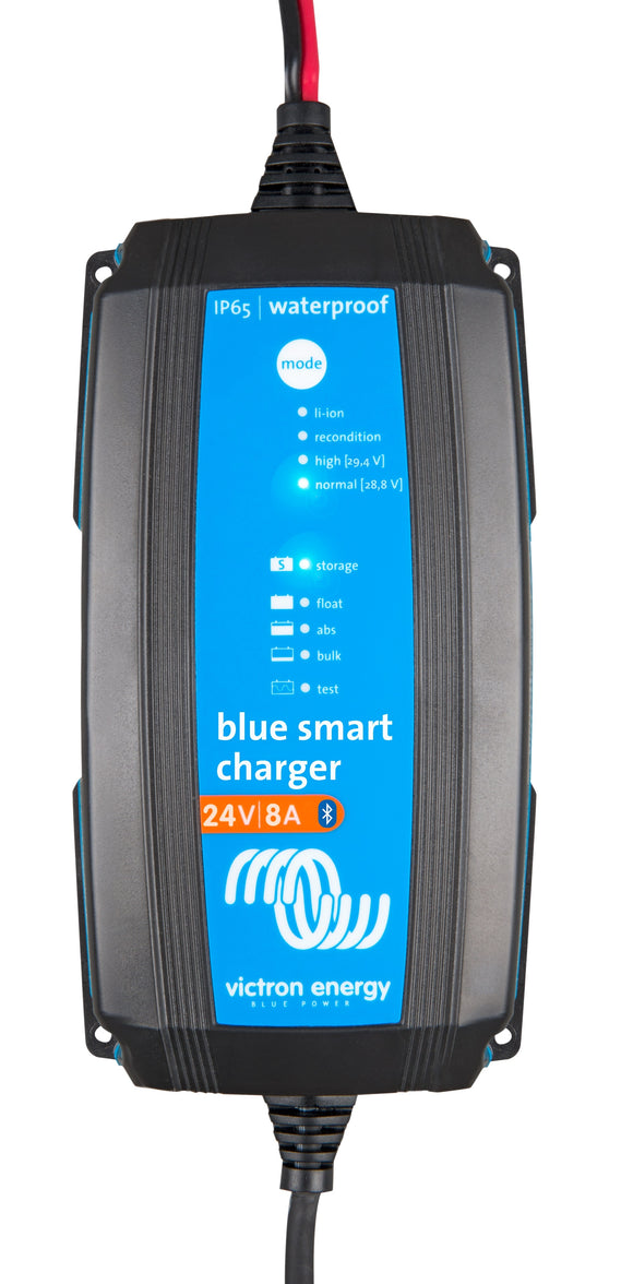 Blue Smart IP65 Charger 24/8(1) 120V NEMA 1-15P Retail