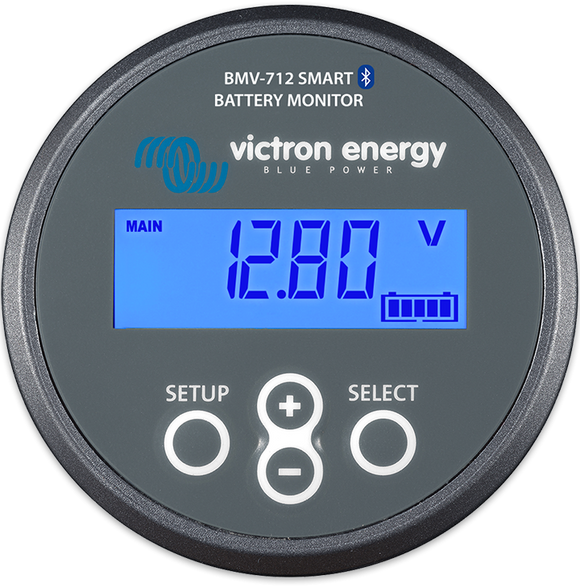 Moniteur de batterie Victron Energy BMV-712 Smart Vente au détail