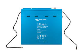 Batterie LiFePO4 12,8V / 300Ah Smart