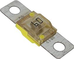 Victron Energy MIDI-fuse 60A/58V for 48V products (1 pc)