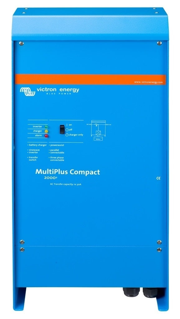 MultiPlus Compact 24/2000/50-50 120V _top