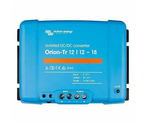 Orion-Tr 12/12-18A (220W) Isolated