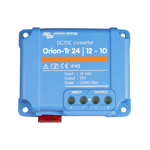 Victron Energy Orion-Tr 24/12-10 (120W) DC-DC converter Retail