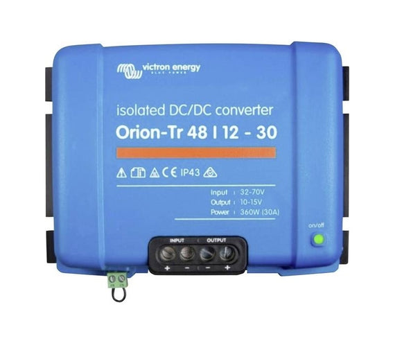 Orion-Tr 48/12-30A (360W) Isolated_top