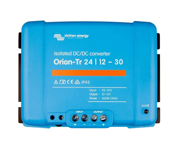 Orion-Tr 24/12-30A (360W) Isolated _top