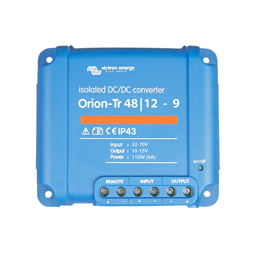 Orion-Tr 48/12-9A (110W) Isolated_top