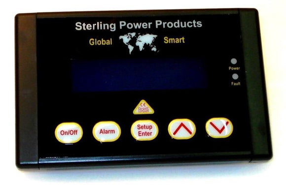 Sterling Power USA - Remote Control for ProCharge Ultra - The Ultimate Battery Charger