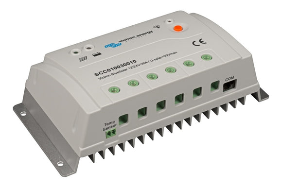 BlueSolar PWM-Pro Charge Controller 12/24V-30A_top
