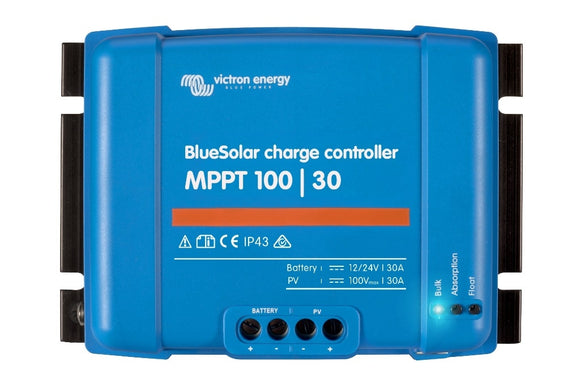 BlueSolar MPPT 100/30_top