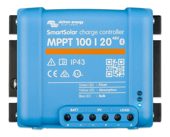 SmartSolar MPPT 100/20_48 V Retail_top