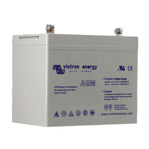 Victron energy 12V/60Ah AGM Deep Cycle Batt.