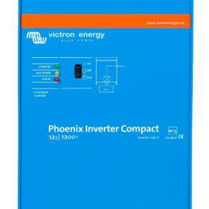 Victron Energy Phoenix Inverter Compact 12/1200 230V VE.Bus