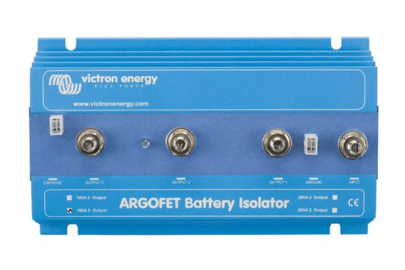 Argofet 100-2 Two batteries 100A Retail