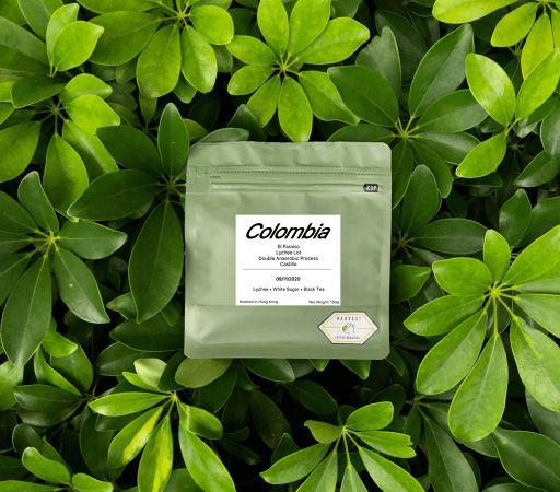 COFFEE BEANS - COLOMBIA EL PARAISO LYCHEE LOT