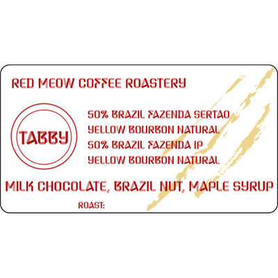 Coffee Beans - Tabby - Espresso Blend