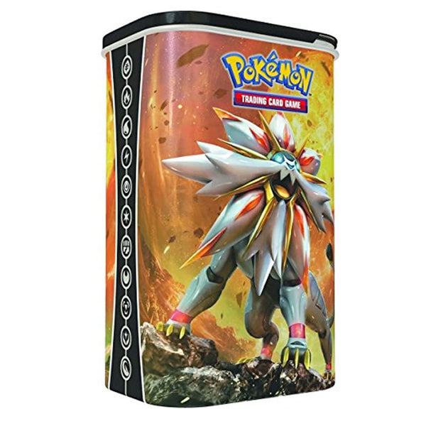 Pokemon Solgaleo Elite Trainer Deck Shield 2017