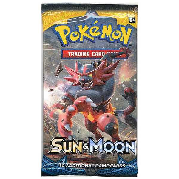 Pokemon Sonne & Mond Booster (Sun & Moon)