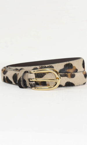 Anderson Animal Print Belt