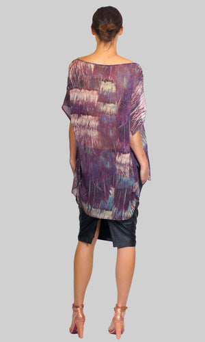 Hoss Amara Top - Purple - HOSS