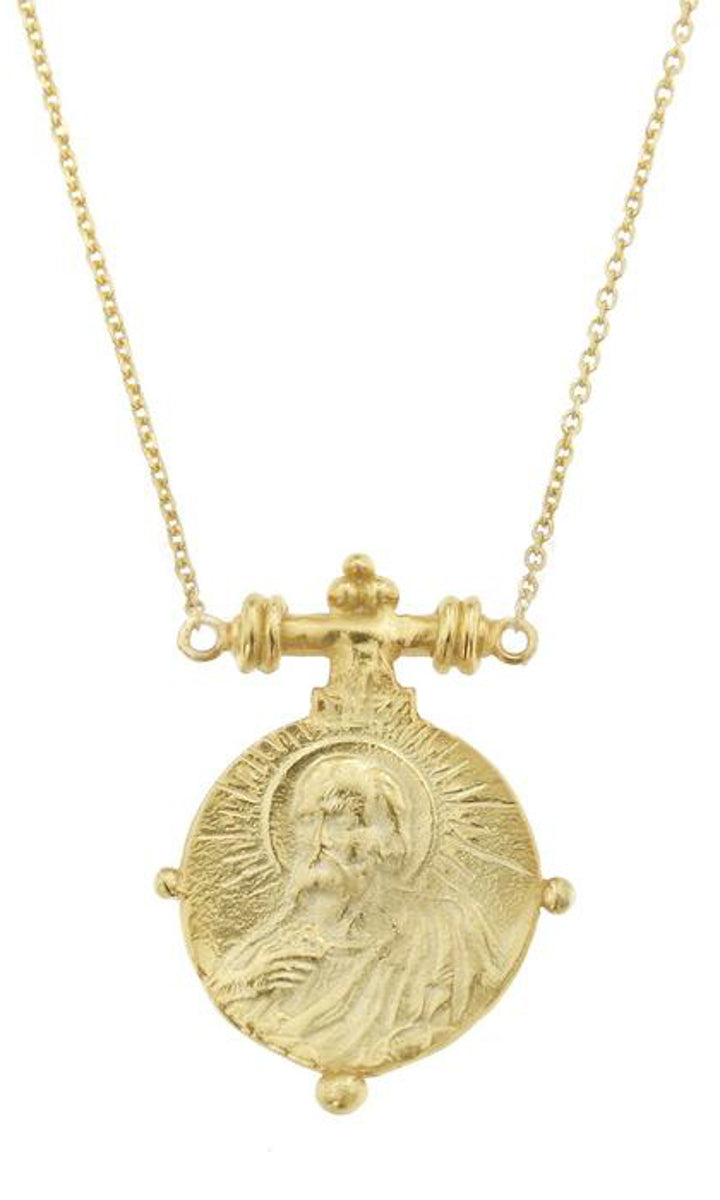 Cleopatra's Bling - Key to Heaven Medallion