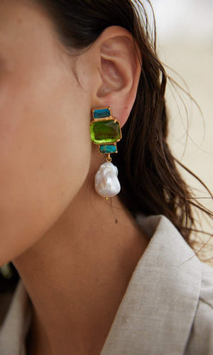 Christie Nicolaides Bambina Earrings