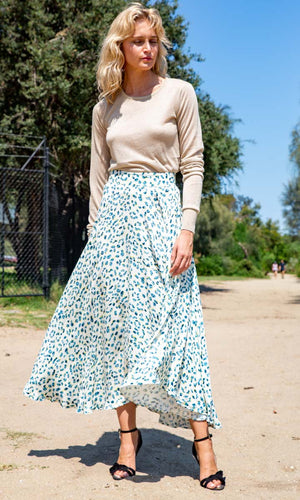 KITX Spotty Skirt - HOSS