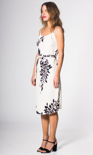 Hoss Jaeger Japanese Crepe Dress - HOSS