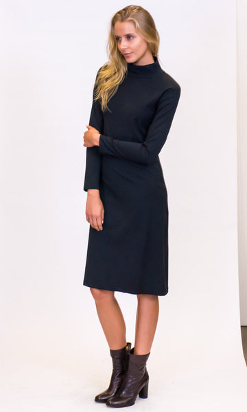 Hoss Julie Christie Dress - Black - HOSS