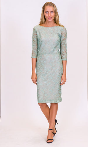HOSS Malala Lace Dress - HOSS