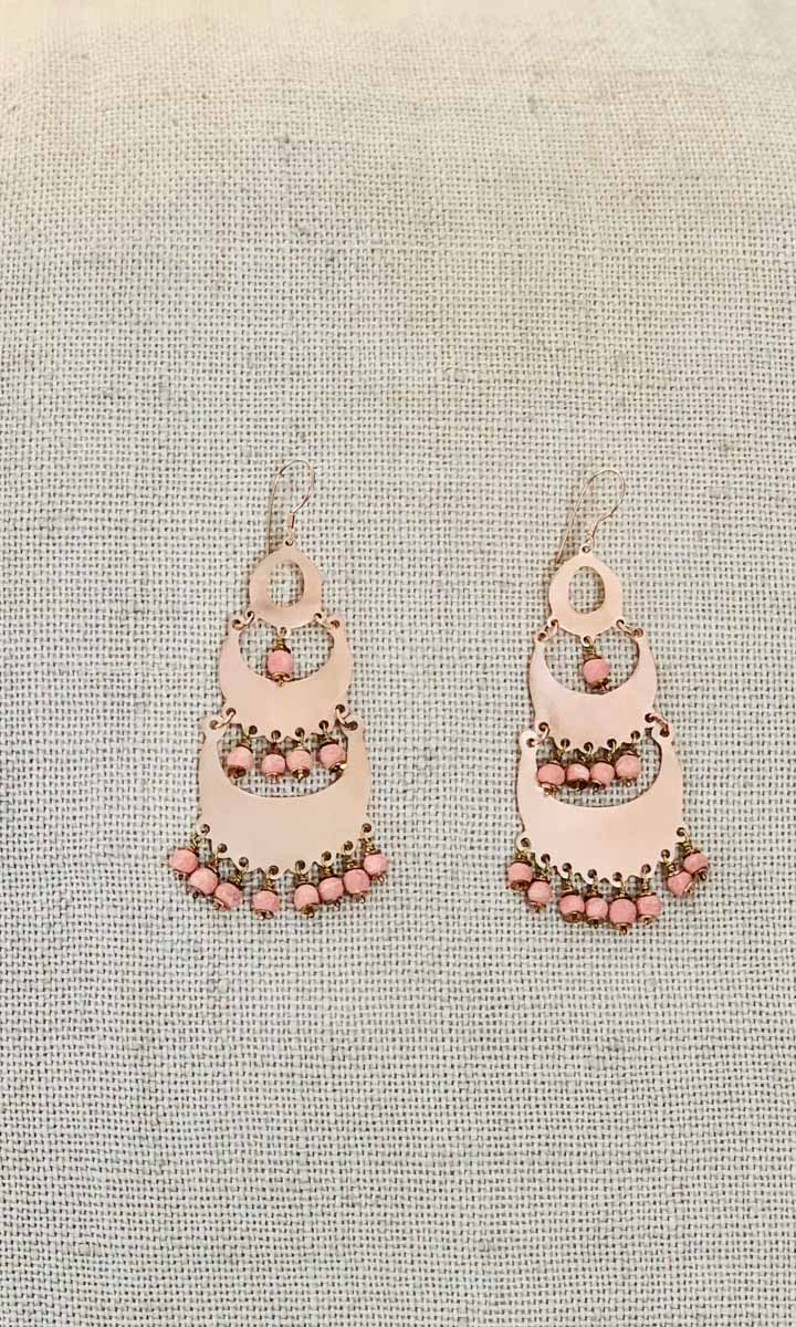 Klaylife Shaka Earrings - HOSS