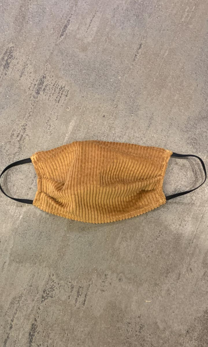 MASK 4  - Camel Cord
