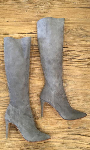 HOSS  Veronica Ash Tall Boot - HOSS