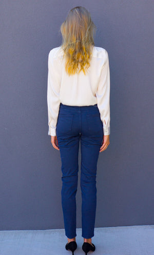 Royal Blue Guillame jeans - HOSS