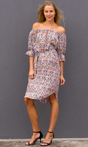 Hoss Neme Dress - Floral