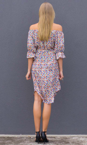 Hoss Neme Dress - Floral - HOSS
