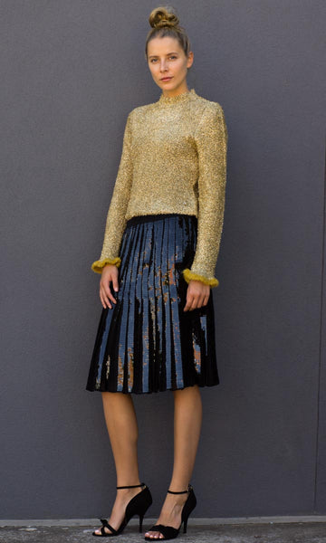 Patricia Pepe Cocktail Skirt
