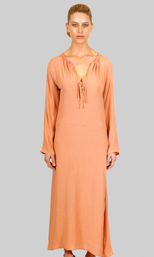 Hoss Tibor Cinnamon Dress - HOSS