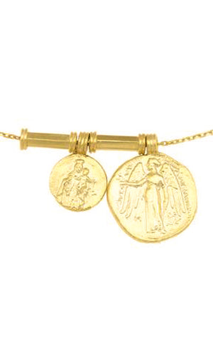 Cleopatra's Bling - Angelus Necklace - HOSS