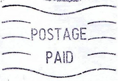 Postage Miscellaneous